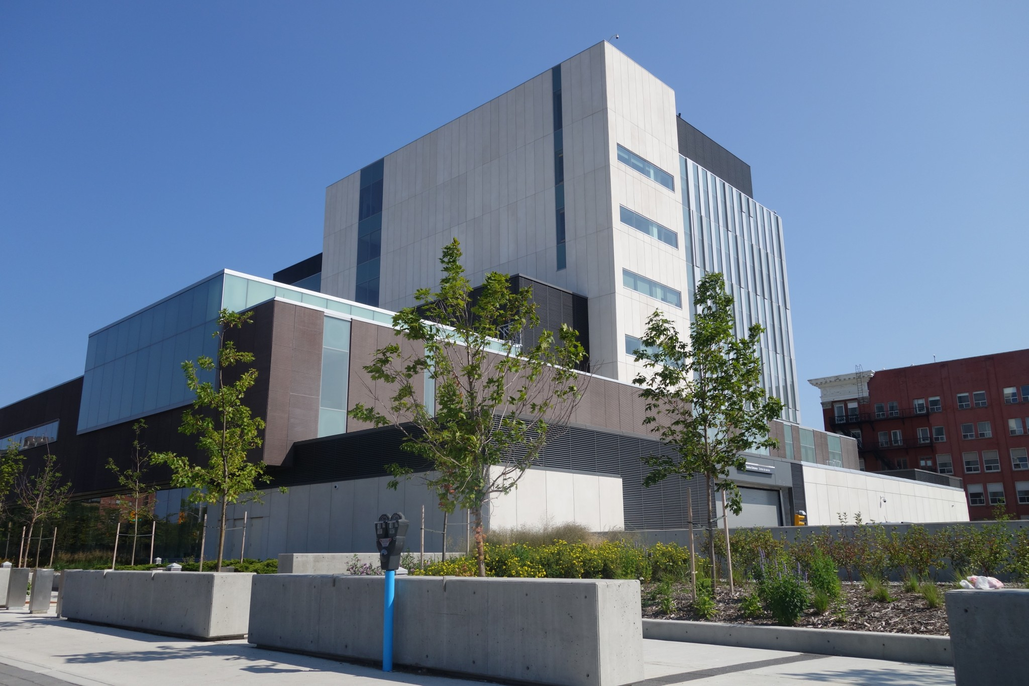 Thunder Bay Consolidated Courthouse