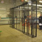 Air Wall - Steel Frame