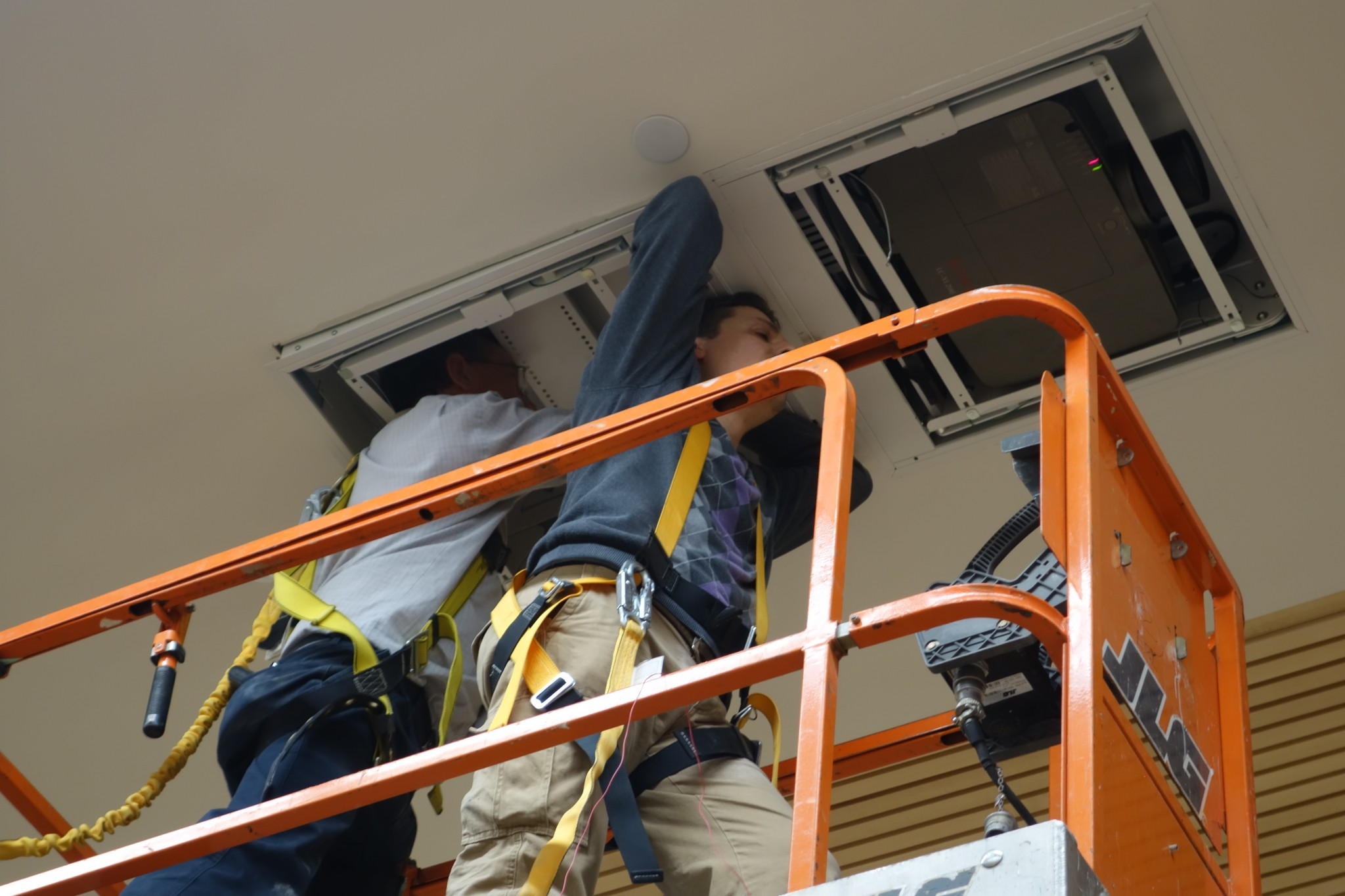 Ceiling Lift Installation