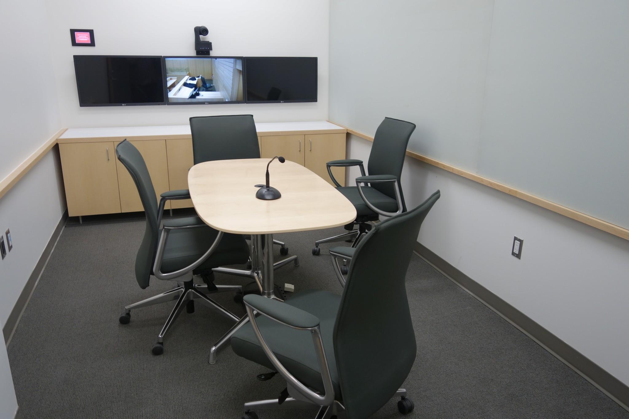 Remote Testimony Suite