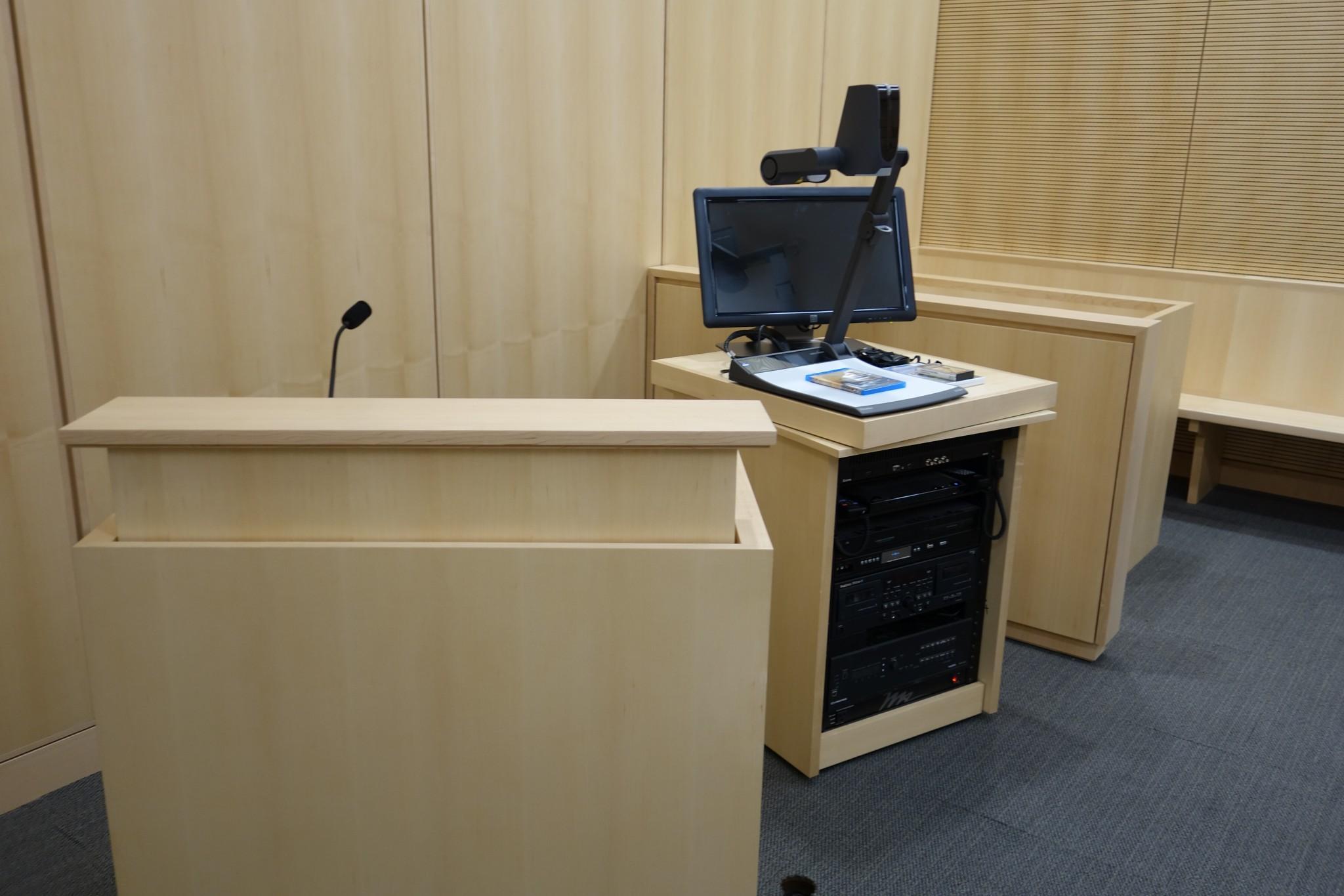 Portable Evidence Cart