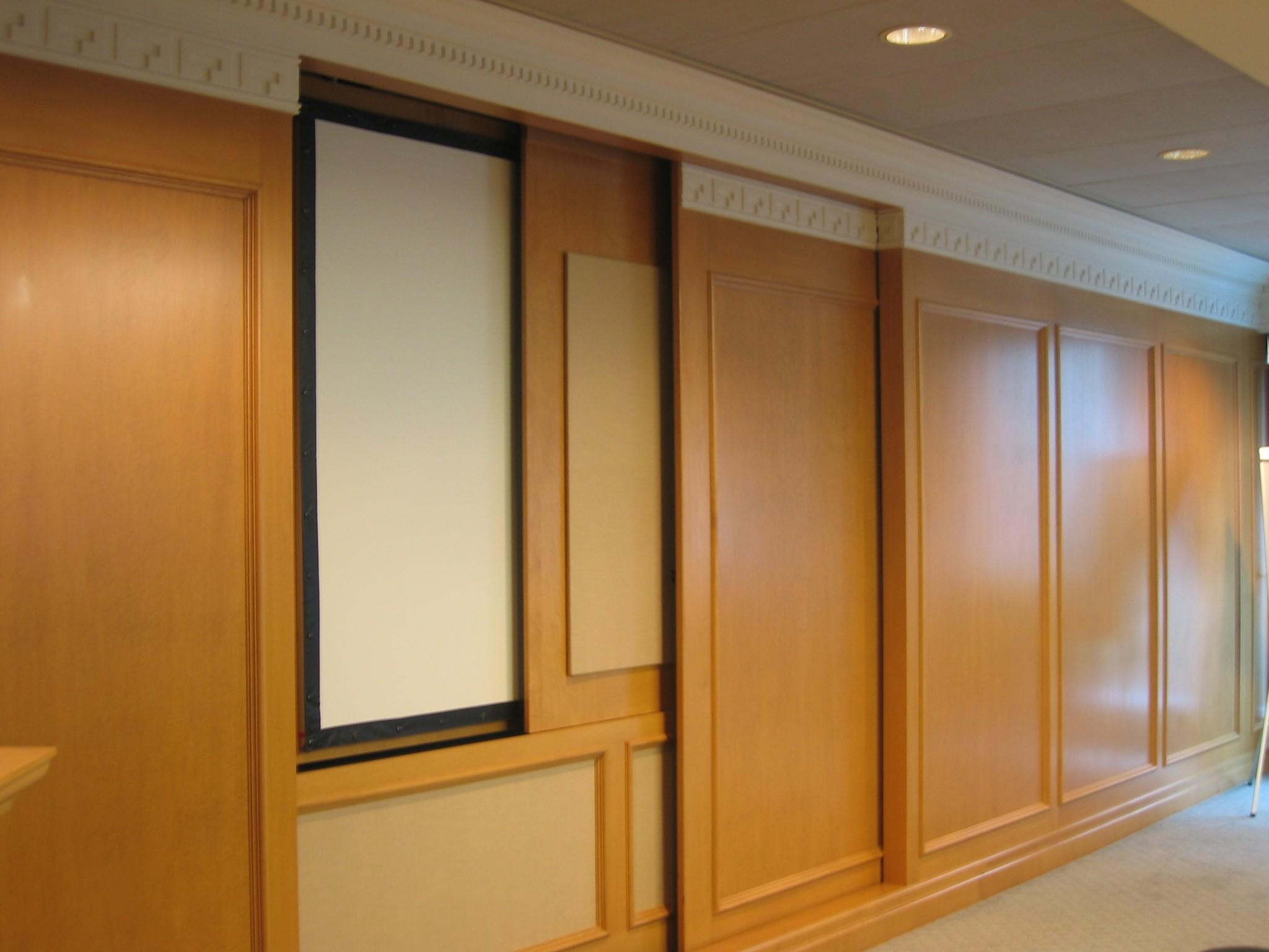 Presentation AV Wall